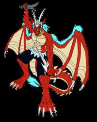Comm: Dragon warrior