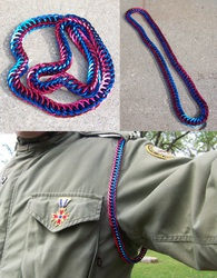 """Maille Projects - Izzet Shoulder """"Rope"""""""