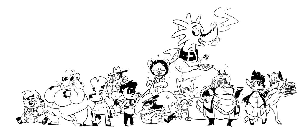 Fat Chat Gang