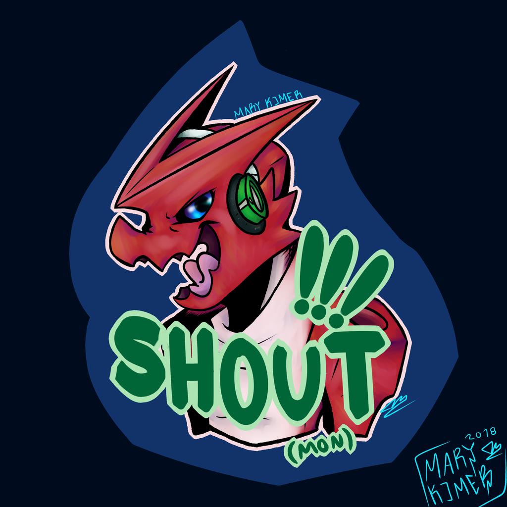 Shoutmon!