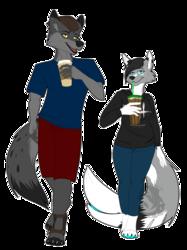 :COM: Starbucks and Spilling The Tea