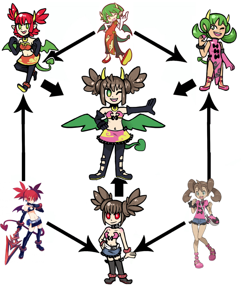 best girl fusion
