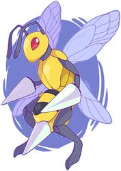 Pokeddexy Day 1: Bug