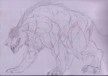 Werewolf Zero