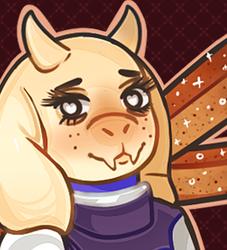 Cinnamon Toast Goat-Mom