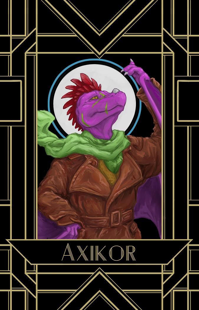 Axikor