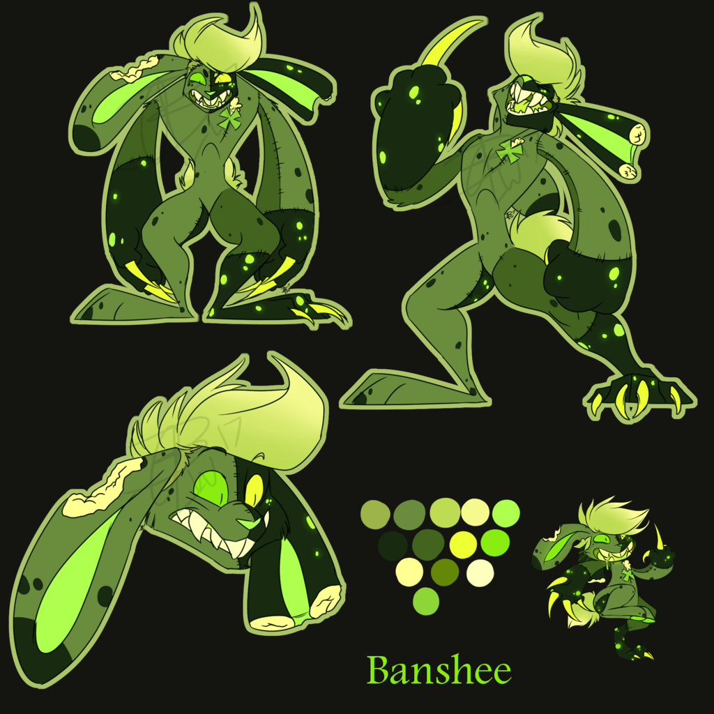 Bansheebun Character Adopt (HOLD)