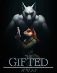 Cover - The Gifted