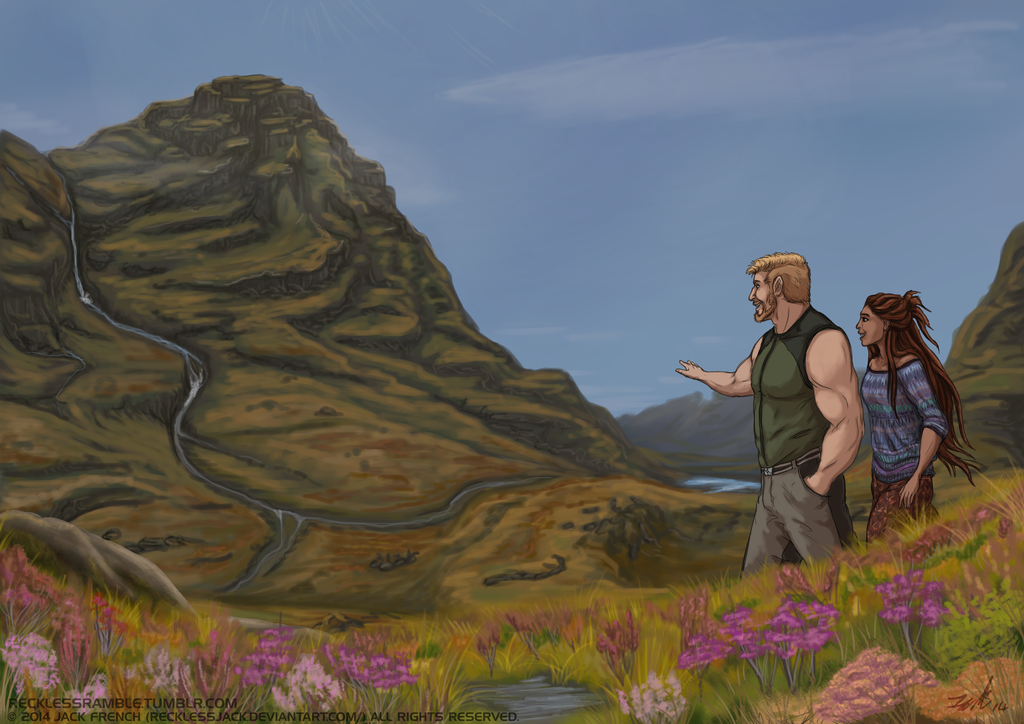 Visit to the Highlands