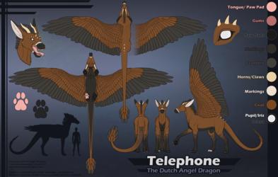 Realistic Telephone Ref Sheet