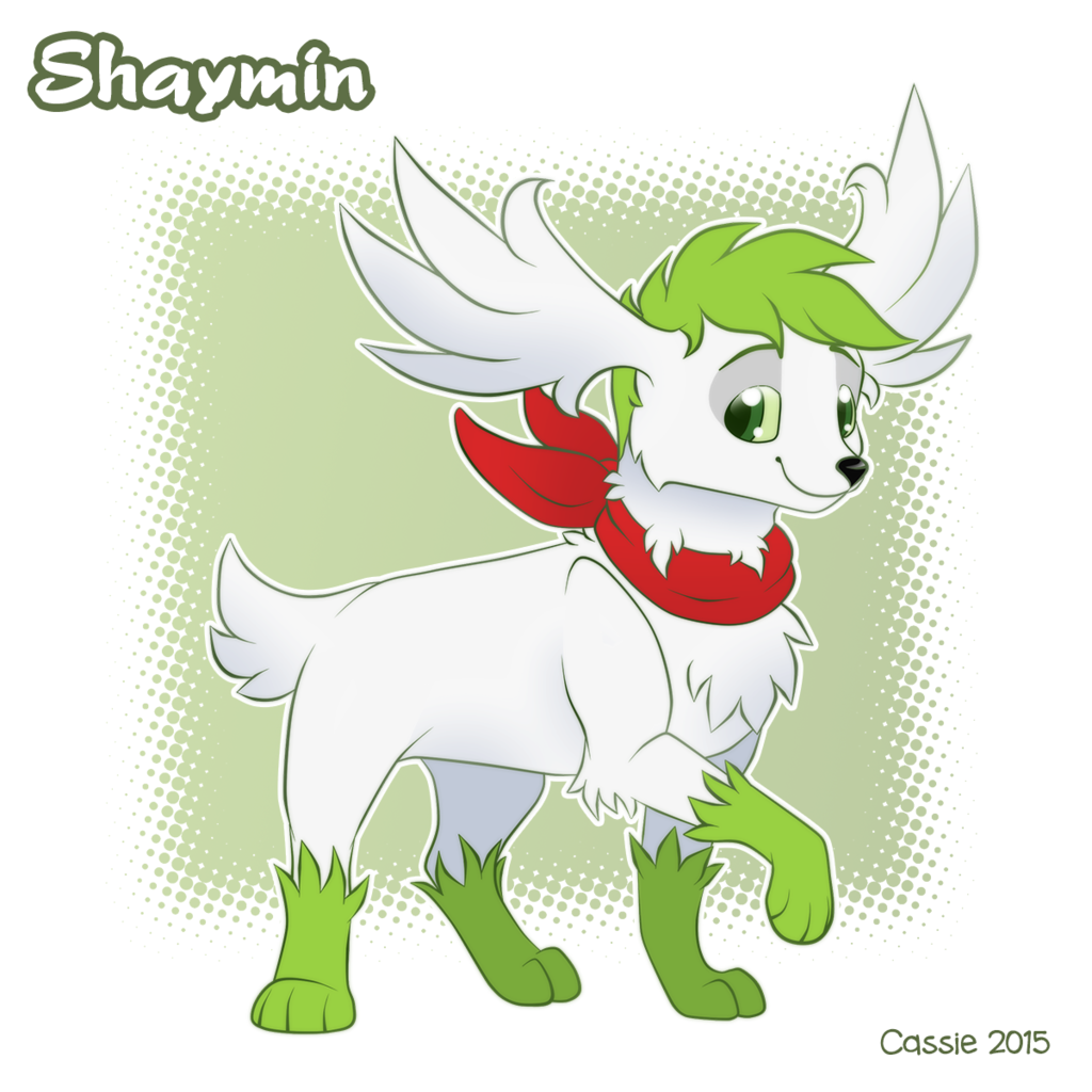 Shaymin [Speed Draw]