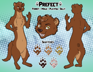 Prefect Ref Sheet