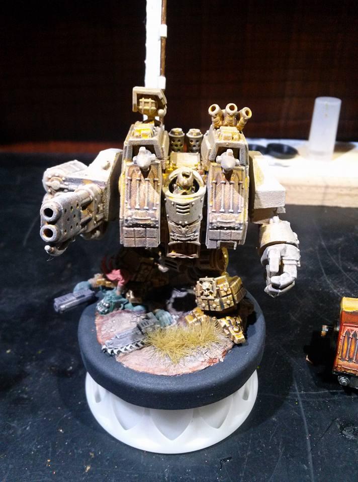 Venerable dreadnought mode