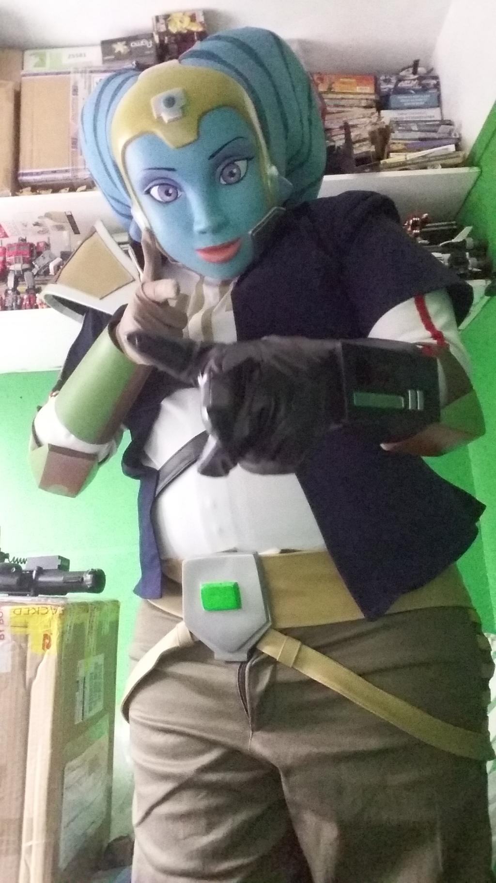 Most recent image: Argaila, Twi'lek smuggler