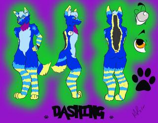 Dashing Ref by Dezu