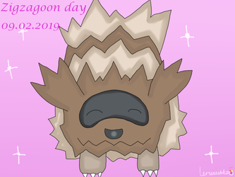 Zigzagoon day