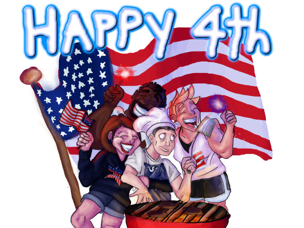 Most recent image: Happy Fourth of July