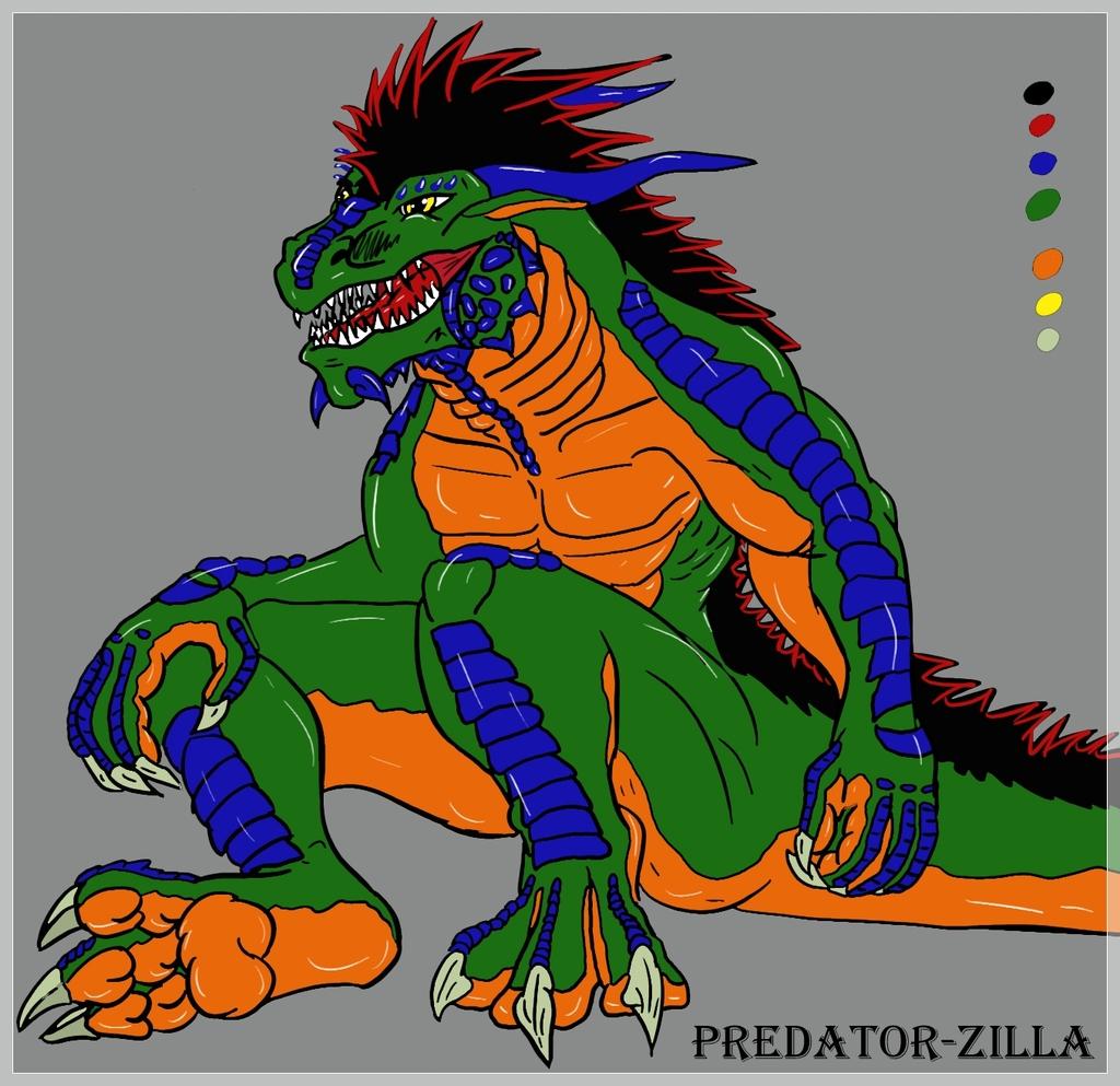 Predator-Zilla