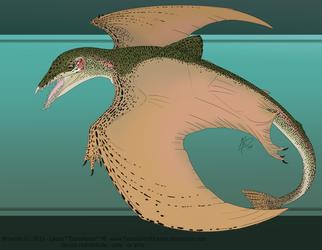 River Pterosaur