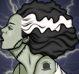 Bride of Frankenstein's Monster