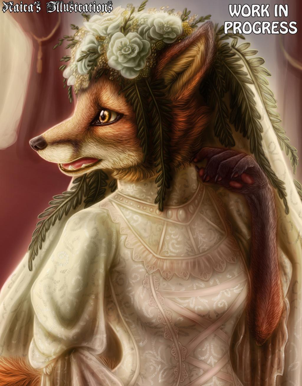 WIP Mrs Fox