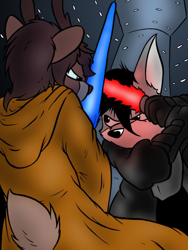 Most recent image: Obi-Renton vs. Darth Vulpintaur