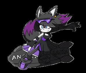 Sonic Riders - Angelique
