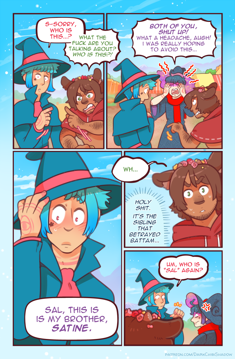 Solanaceae - Prologue Chapter 2 - Page 9