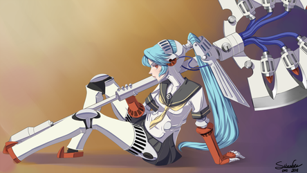 Labrys from persona 4