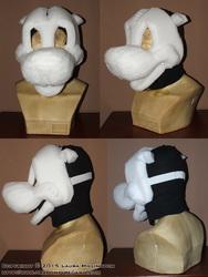 Duck Hunt Dog Mask Base