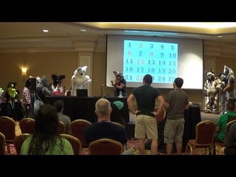 TFF 2017 Impossible Fursuit Charades
