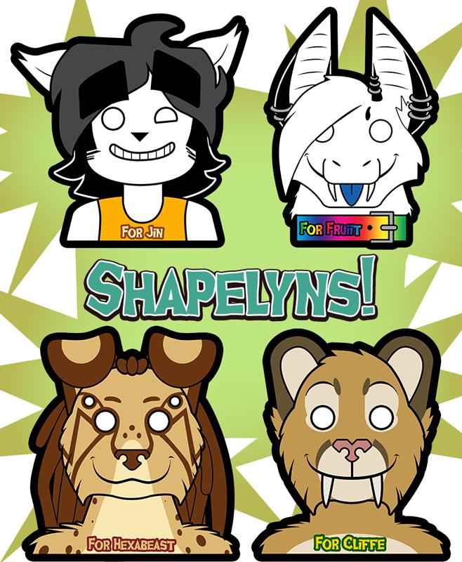 Shapelyns Vectored!