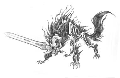Darkbeast Sif