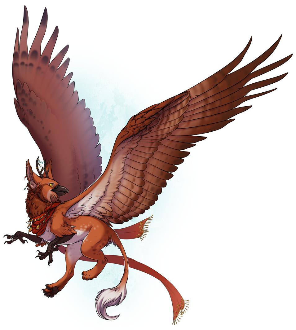 Featured image: Czzerath in flight