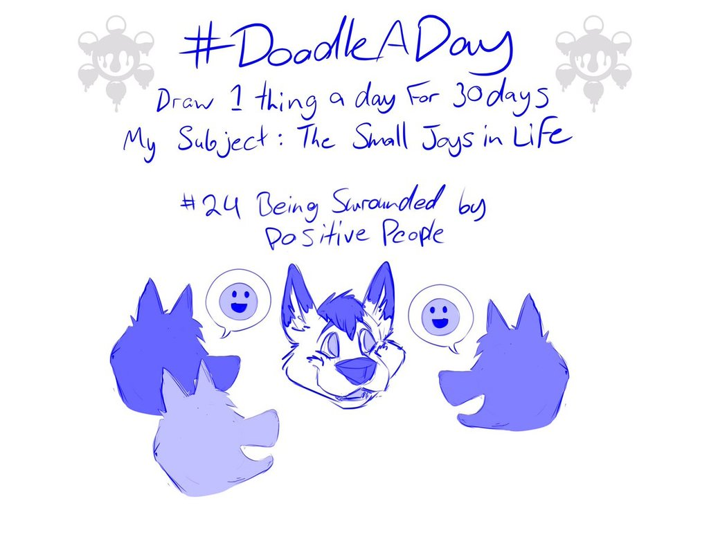 [Doodle A Day] Day 24