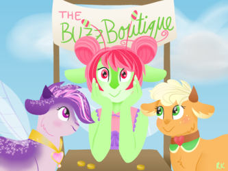 Welcome to the Buzz Boutique