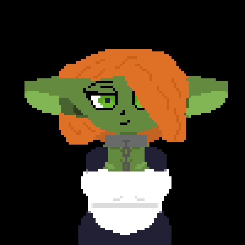 Sarah the Goblin