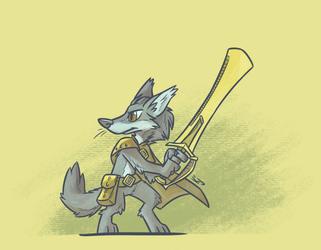 Sword Wolf