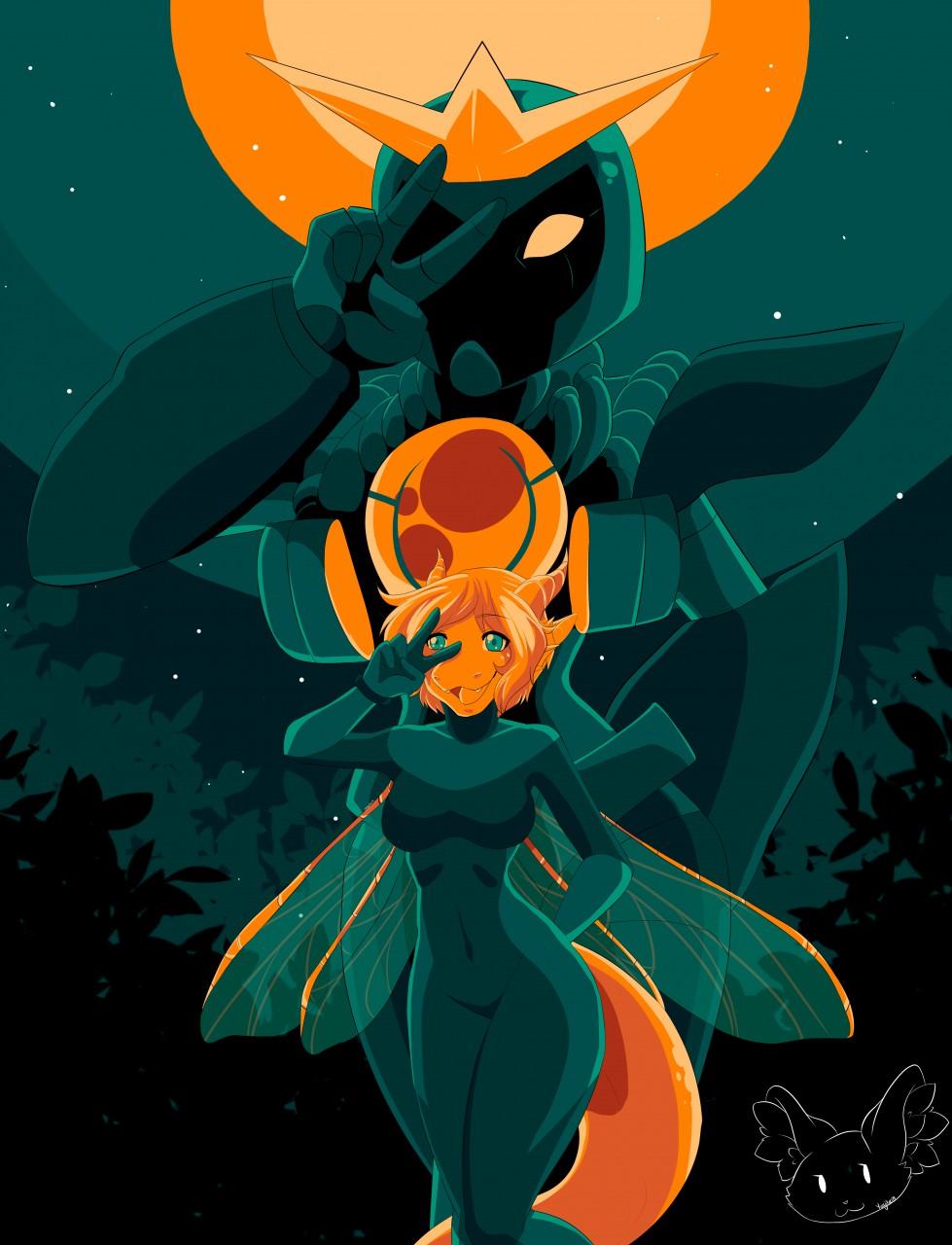 Most recent image: [ShadowRaiser] GreenOrange