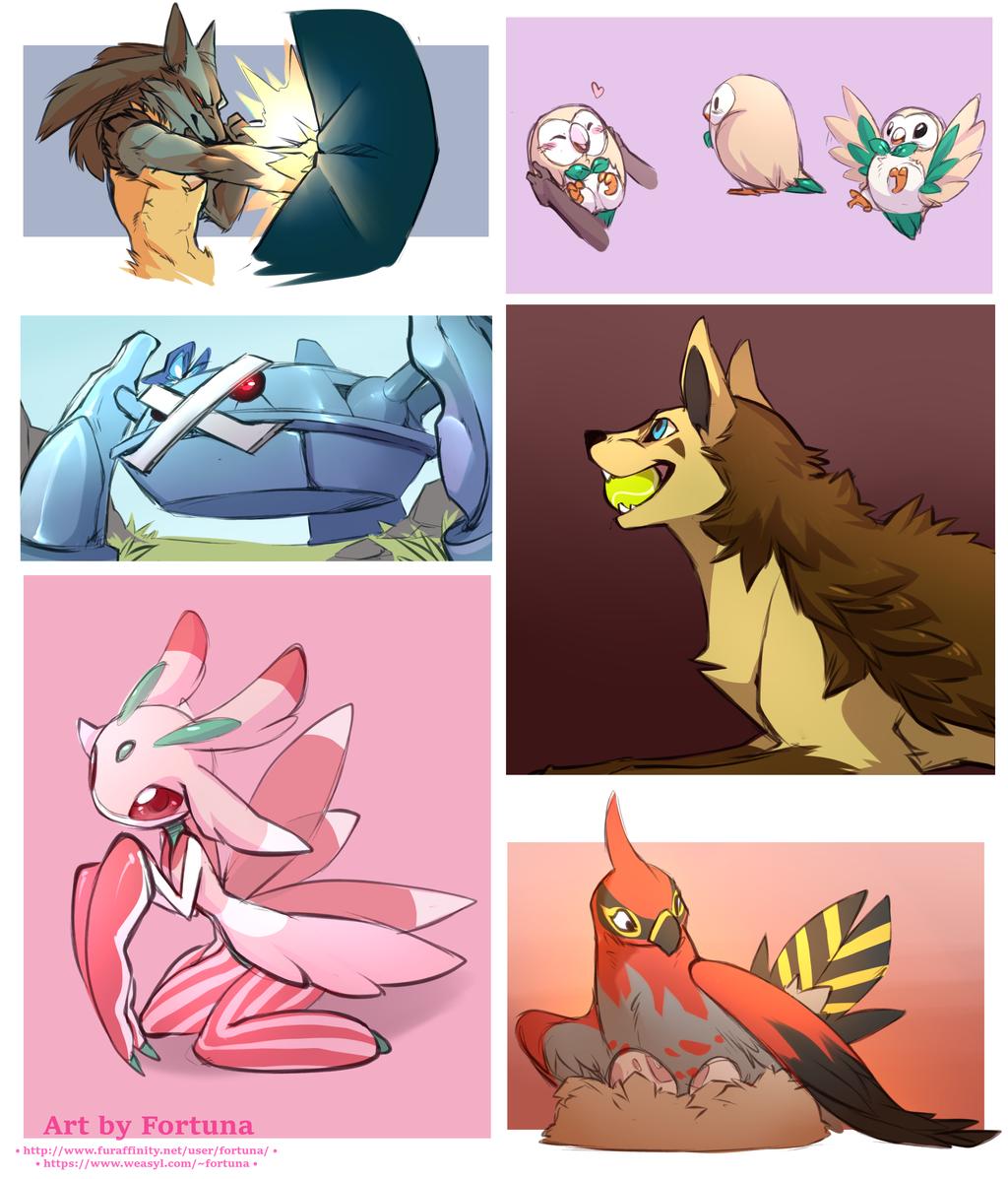 [Pokemon] PokePage #01