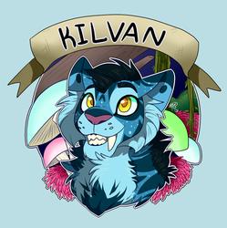 Kilvan the Saber Tooth Cat