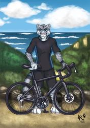 Mountain Biking Tiger
