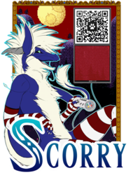 Convention Badge!