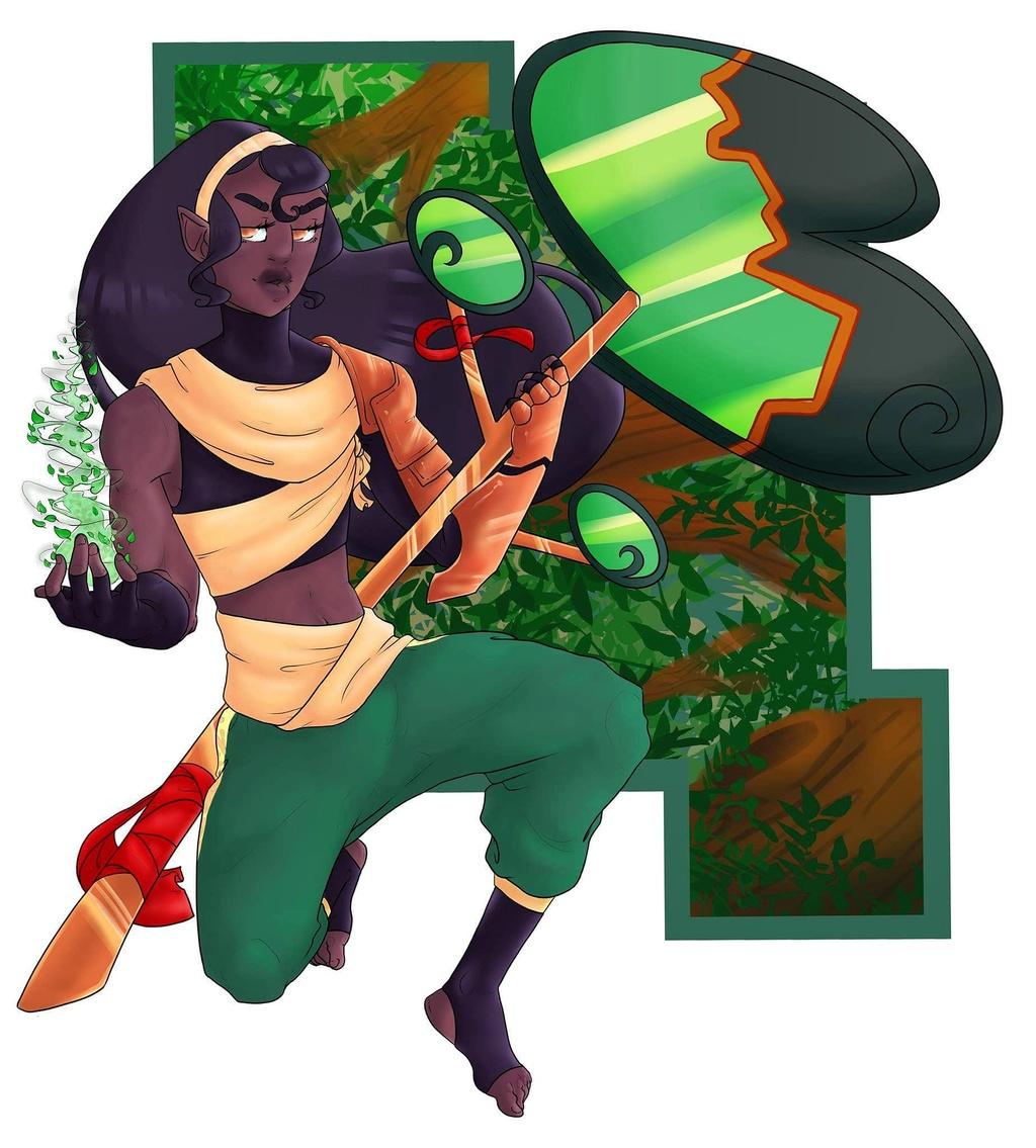 Most recent image: Green Thumb