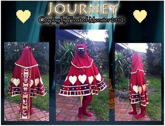 The loving Traveler -  Journey Cosplay