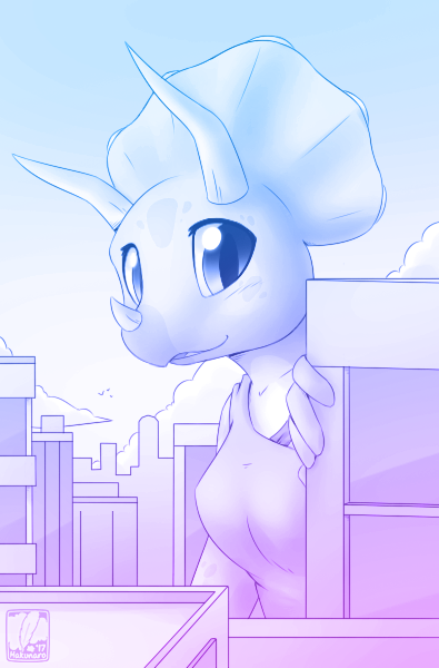 [Patreon | 019] - Dino in the City