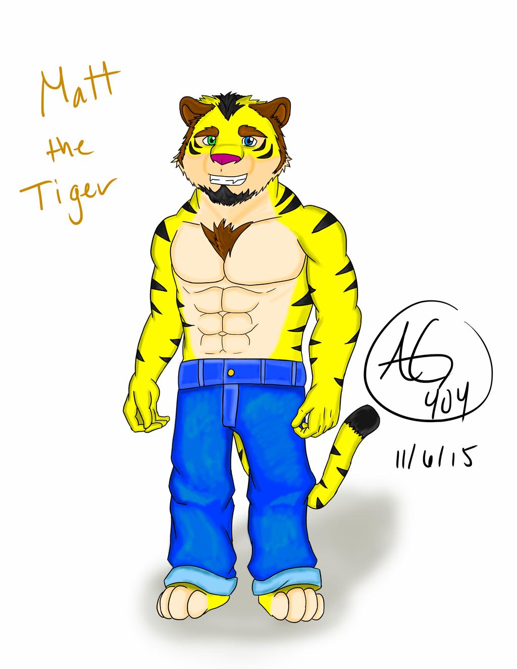 Matt the Tiger