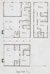 Tudor House Plan