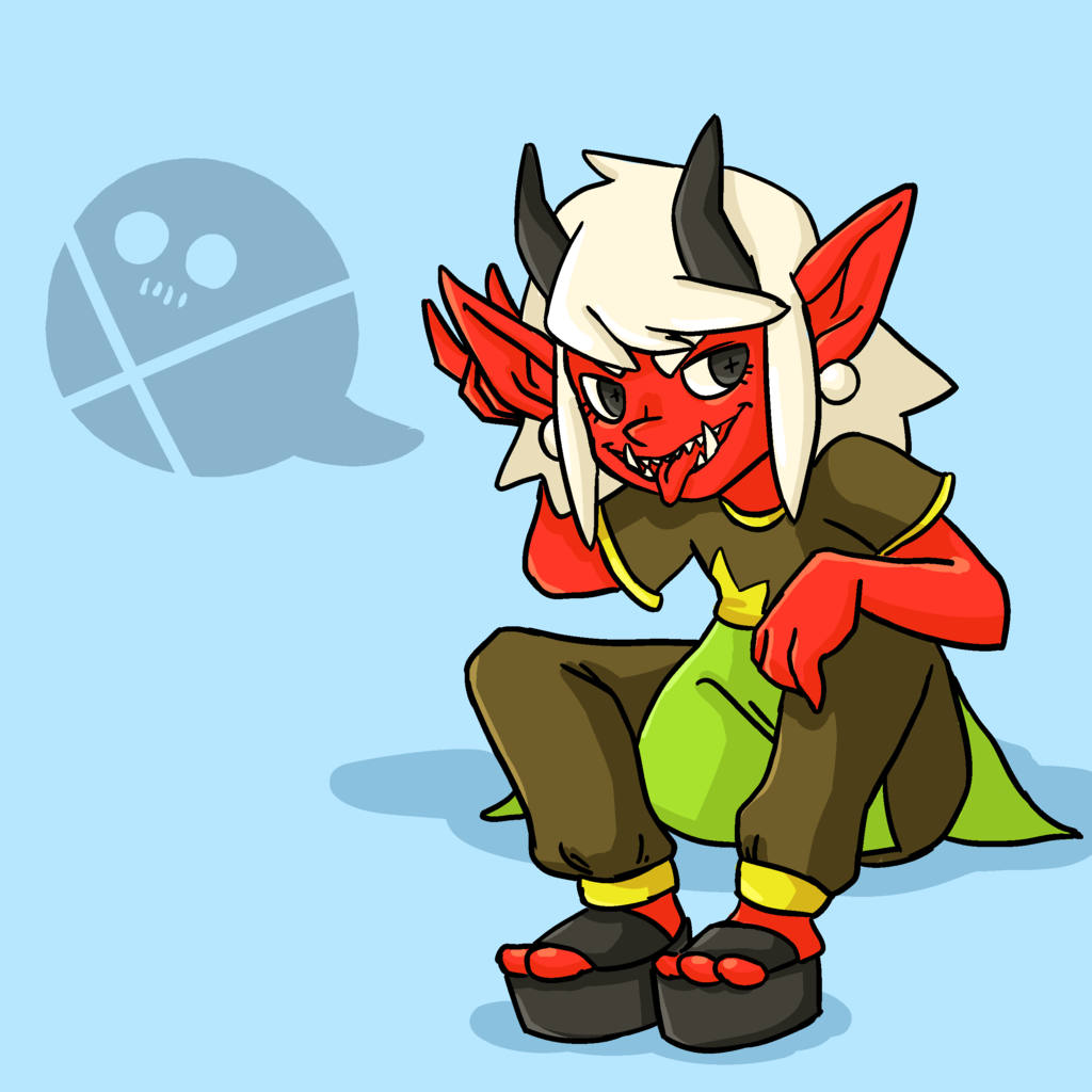 commission: rad bokoblin babe for waver92