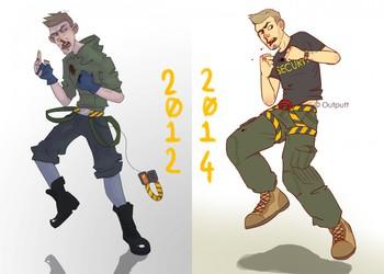 Hoggy. 2012-2014